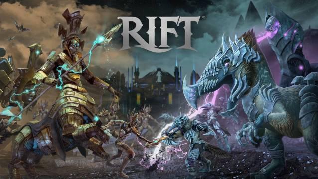 RIFT celebra su octavo aniversario con la nueva actualización 4.8