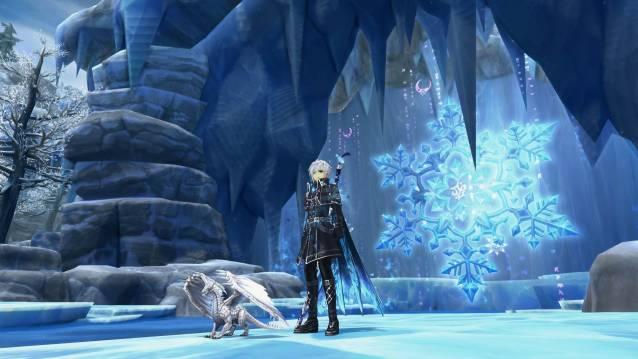 Aura Kingdom nuevo parche añade complejas mazmorras y nuevos dragones de mascotas - Parche numero 52 - White Dragon