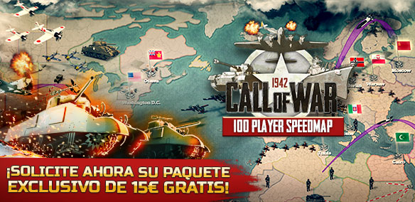 Call of War un mes premium gratis