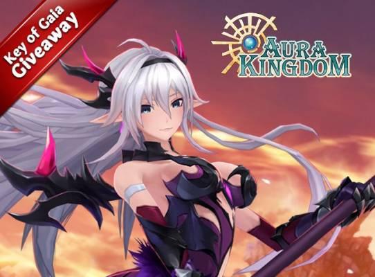 Giveaway para Aura Kingdom