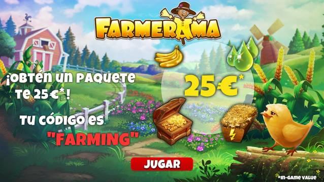 Farmerama Objetos Gratis