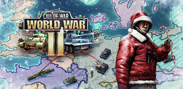 Call of War Evento para Navidad Call of Christmas