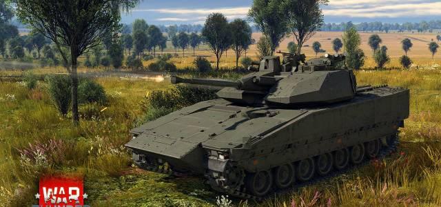 Nuevos tanques Suecos en War Thunder