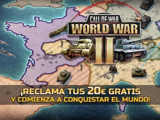 Call of War Pack de Inicio