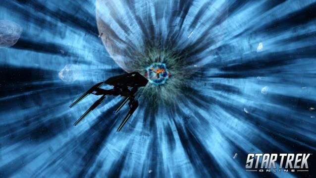 Star Trek Online el Dia del Primer Contacto