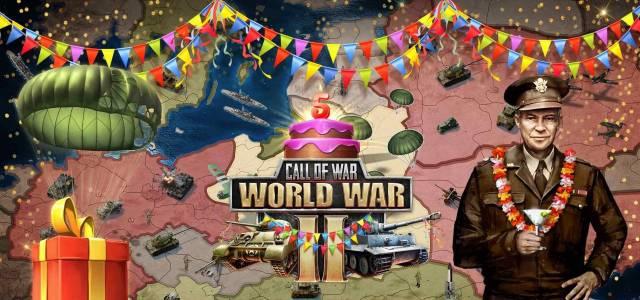 Call of War 5 Aniversario