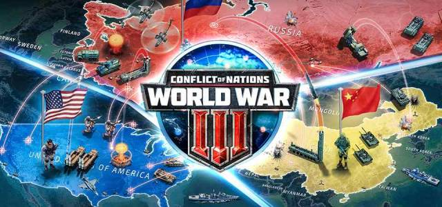 Conflict of Nations WWIII Paquete Gratis