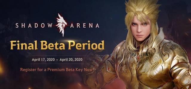 Shadow Arena Ultima Beta