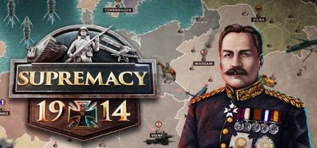 Supremacy 1914 Paquete Gratuito y evento