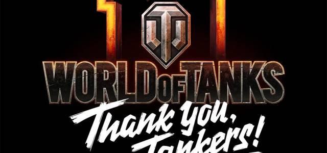 World of Tanks 10 años