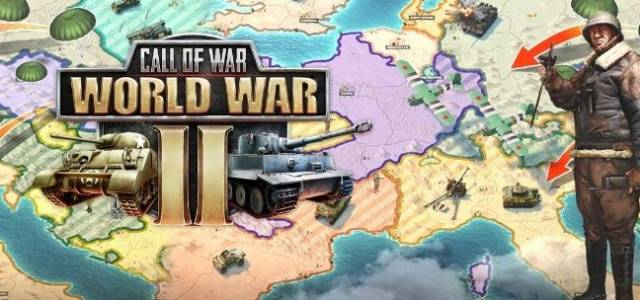 Call of War the World War II Promoción