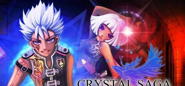 Crystal Saga giveaway JuegaEnRed