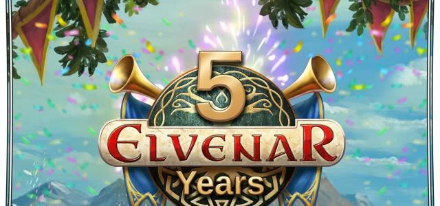 Elvenar celebra su quinto aniversario