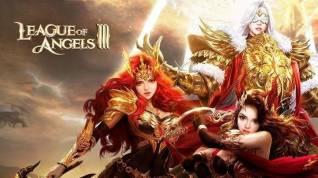 League of Angels III juego para navegador MMORPG aquí en JuegaEnRed