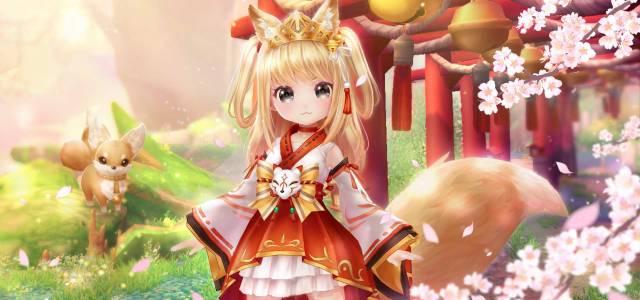Twin Saga celebra el Sakura Blossom Festival