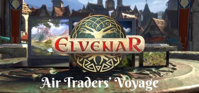 Evento de verano en Elvenar: Los comerciantes Voladores
