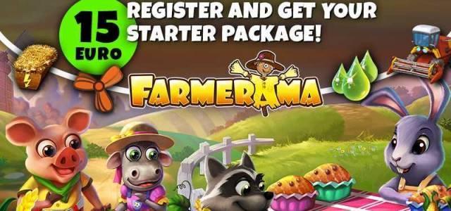 Farmerama Objetos Gratuitos aquí en JuegaEnRed.com
