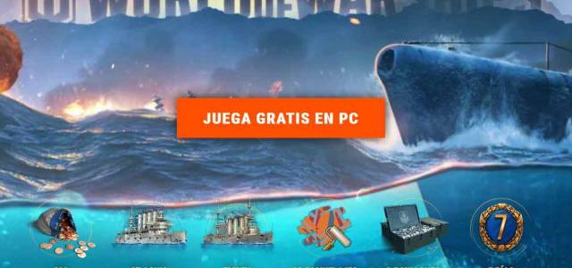 World of WarShip Paquete de Inicio - Objetos de World of WarShips Gratuitos
