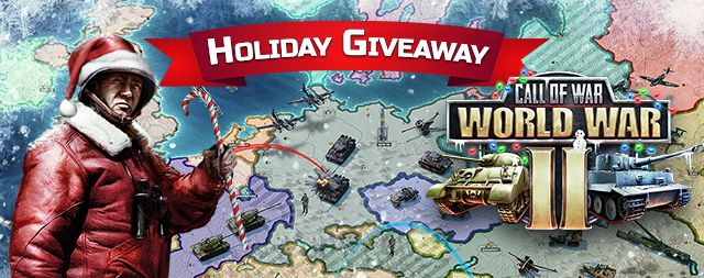 Call of War Free Giveaway aquí en JuegaEnRed.com