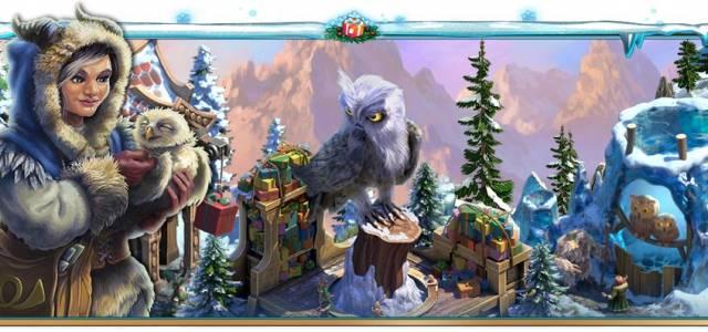 Eventos para Navidad Innogames aquí en JuegaEnRed.com con Forge of Empires, Elvenar y Grepolis