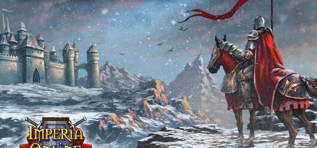 Evento de invierno en Imperia Online