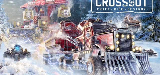 Eventos de Navidad en Crossout