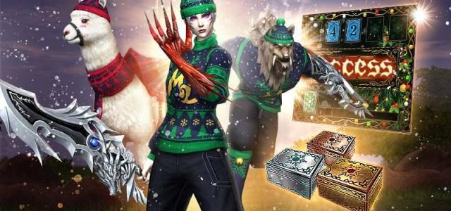 Metin2 eventos para Navidad