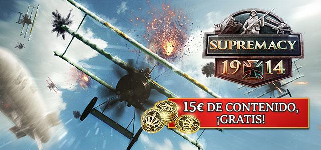 Supremacy 1914 Cuenta Premium