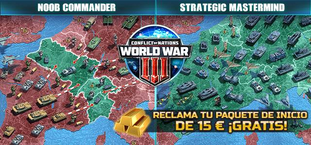 Conflict of Nations 3 meses premuim
