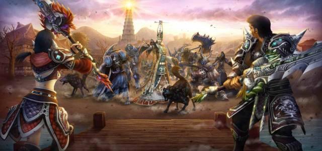 Metin2 actualización Legend of the White Dragon
