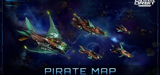 DarkOrbit Expansión del Mapa de Piratas