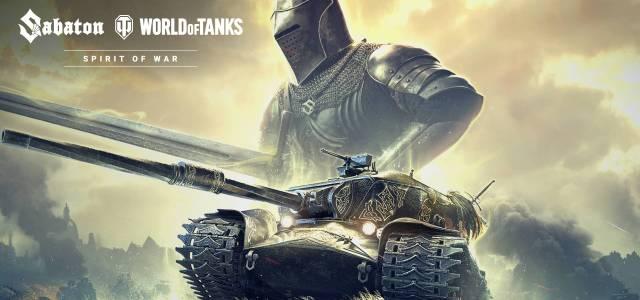 Sabaton y World of Tanks