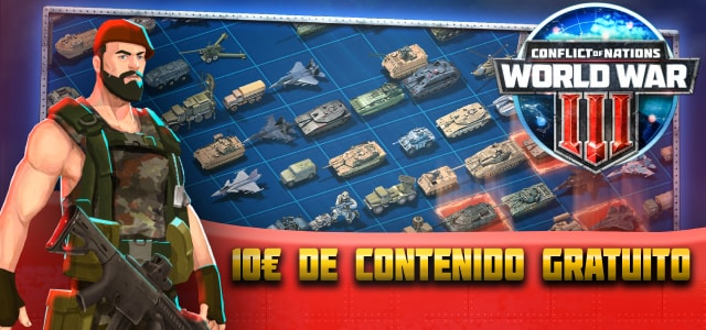 Conflict of Nations 2 meses premuim High Command