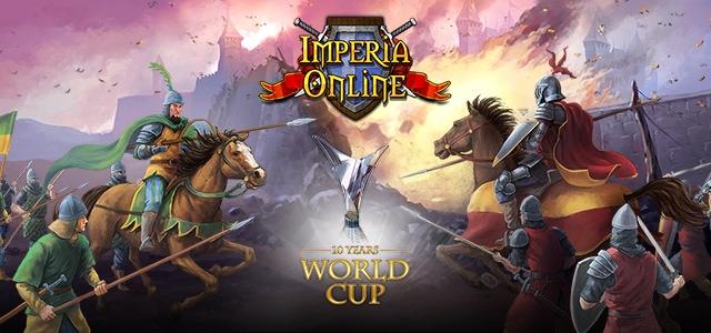 Torneo Copa del Mundo en Imperia Online