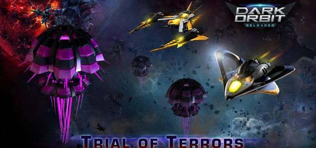 DarkOrbit Prueba de los terrores