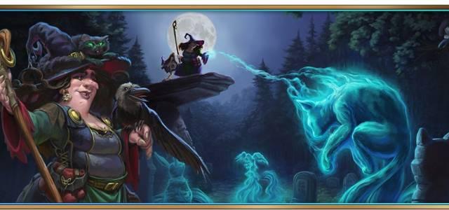 El bosque nebuloso en Elvenar