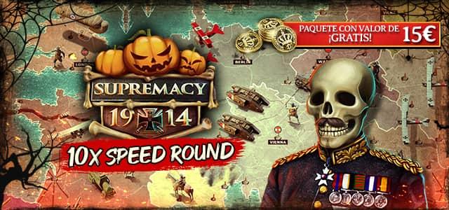 Halloween en Supremacy 1914 y el evento Swift Strike para celebrar como es debido Halloween